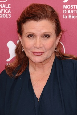 Plakat: Carrie Fisher