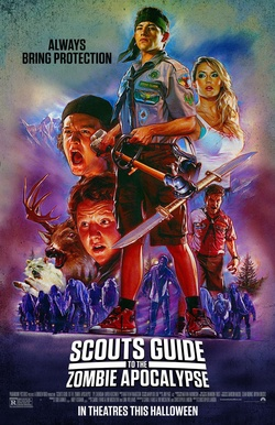 : Scouts Guide to the Zombie Apocalypse