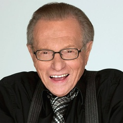 Plakat: Larry King