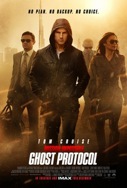 : Mission: Impossible - Ghost Protocol