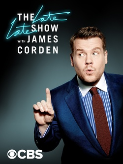 : The Late Late Show with James Corden