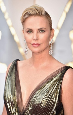 Plakat: Charlize Theron