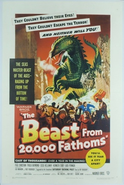 : The Beast from 20,000 Fathoms