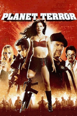 : Grindhouse: Planet Terror