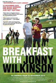 : Breakfast with Jonny Wilkinson